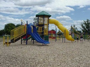 Wakefield Community Foundation - Completed Playground